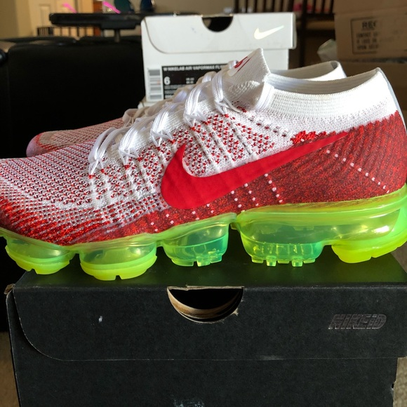 "watch 27774 2379a ⚡ 🆕NikeID Air Vapormax FK ""Air Max Day"", NWB🔥👟"